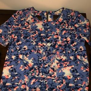 Anthropologie brand top, size M